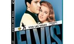 Elvis Viva Las Vegas Bluray Jailhouse Rock DVD