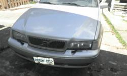 I have Silver front and back bumpers from a 1998 V70 they are the same for the S70 models. I also a set in black. Many other Volvo parts including doors, hoods, fenders, interior, and mechanical so if you need anything else just ask.