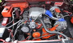 the supercharger is 4 grand new, the box is 750 new, and its an awesome carb with lots of extra parts. have mounts for a chevy small block for it if you have a chevy price negotiable, delivery can be arranged. lots of other parts too, check out my other