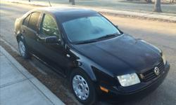Make Volkswagen Colour Black Trans Automatic kms 338000 Vw Jetta GL diesel auto fully loaded and leather heated seats. Lots of work done