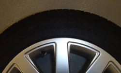 Would make a great christmas present! Set of Marangoni Verso summer tires on Italy Wheels rims. Used for two seasons. Great handling, smooth ride and increased mileage. 19565R15T1. They were installed on a 99 Jetta. Call me to come see them during the