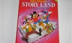 In very good condition, Disney stories  (55 of them) with color illustrations.  Will take best offer