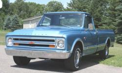 looking to change my 72 chev to the look of a 67-68 chev truck, I need a hood and grille, bumper, front fenders, rad and grille support, related chrome,  prefer ones in good shape and with the letters and emblems, email if you have any of these parts or