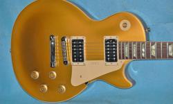 Achèterais guitare Gibson fabriqué au U.S.A. Tel: 819-669-9232