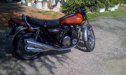 Sending this out to all bike riders and enthusiasts!!   I know there is someone out there with a 1972-73 Kawasaki Z1 900 bike or frame wasting away in storage somewhere with no hope of ever being restored.   I am looking for a  72-73 z1 900 project. If