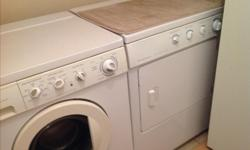 Washer for parts FREE Washer needs bearings but has new shock absorbers installed, part cost was $80. DRYER IS SOLD