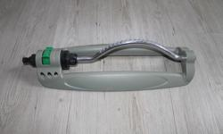 One water sprinkler for sale. Not been used allot.