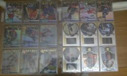 Lot of 39 Gretzky Cards in mint condition!! $30