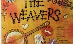"""Five albums...Fifties and early Sixties: Weavers: """"Folk Songs Made Famous By The Weavers"""" Weavers: """"Folk Songs Around The World"""" Weavers: """"Greatest Hits"""" Pete Seeger: """"Abiyoyo"""" Pete Seeger: """"Folk Songs By Pete Seeger"""" $5.00 in total. Check my website:"""