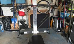 Lightly used Weider Crossbow in excellent condition - very similar to Bowflex