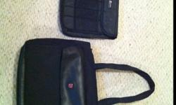 Black WENGER bag with separate laptop insert. Amazing quality, brand new. This ad was posted with the Kijiji Classifieds app.