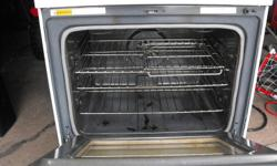 Whirlpool Gold convectional self clean oven, Only one year old, payed $1099.99 a year ago. need it gone. $500 obo.