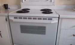 Kitchen Aid stove with CONVECTION. Good condition. The stove top works well, and the oven also. Like new . It has new dripping bowls, self-cleaning and it`s clean.