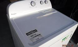 White Whirlpool Electric Dryer in Great Condition. Extra Capacity, Cleaned and Serviced. In Garage for easy pick up and can show running. Selling for $175.00. If Interested please call and leave a message at 705-945-7880