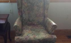 Needs reupholstering Solid