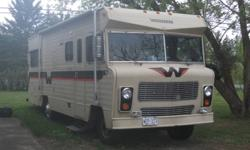 Have for sale a winnebego classic motorhome. This unit is in fantastic condition. It has always been very well taken care of. There has been very limited use on our motorhome and just cant find the time to use it much anymore and would like to find
