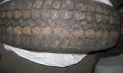 4 Winter Tires for sale.  Excellent shape.  Please email for more information or if interested. Thank You.