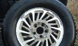 I have a set 4 winter GT Radials 215/70 R15 on alloy rims off a Windstar mini van that I no longer have. Used 1 1/2 seasons about 10-15 000 km use.