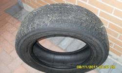 Four winter tires-Bridgestone P225/60R17Winterforce. Used two winters.