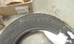 off crysler sebring . 205 65 r 15 set of 4 winter tires all in good shape brad 621 5282
