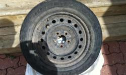 Federal Himalaya 205/60 r16 tires for sale. Very low Kim's. Set of four.