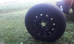 Winter tires and rims toyo used one winter bought a new suv 21560 R 16 95 T
