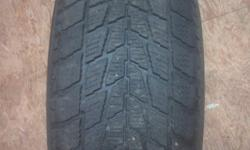 Used winter tires.  Toyo Observe 225/60R17 Set of 4 tires for $300.00.  Used for 3 seasons