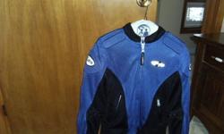 Women's Joe Rocket Jacket - Small  - Worn Once $60. Mesh Jacket for summer.  Worn once, didn't like pads.