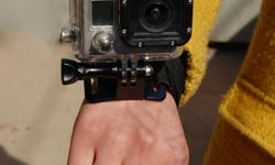 "Wrist & Arm Belt Dive Housing Wrist Strap Band Mount For GoPro We carry many camera accessories like battery, charger, lens cap, lens hood, etc.. Store Name: ""Cable Link"" 2525 Carling Avenue, Unit 16, Ottawa, K2B7Z2; Tel: 613-680-6188 Lincoln Fields"