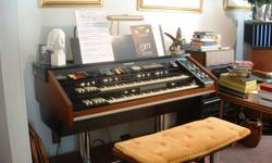 FOR SALE   I am selling my X66- HAMMOND  organ.   This is the 'TOP OF THE LINE' model for Hammond organs.   Excellent condition.   Includes- organ, bench, pedal board and large seperate speaker cabinet   Moving - must sell as soon as possible open to