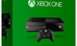 ONLY AVAILABLE FOR PICK UP FRIDAY JUNE 24TH XBOX ONE 500GB SYSTEM + 6 FULL GAMES ON DISC + PAY AND CHARGE EXTRA CONTROLLER Used 3 times will reset to factory when sold. Excellent working condition no flaws or defects of anykind few scratches on Xbox