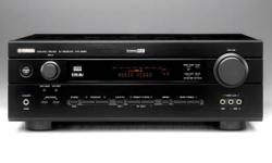 YAMAHA HTR-5660 AV SURROUND RECEIVER I am the first owner and I still have it on original box and manual. It is look like %100 like a brand new one and it is working %100 in e bay you can find it for $130.00 us dollars plus shipping and handling but I am