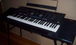Yamaha PortaTone PSR-3500 synthesizer with stand. Very good condition. $100.00 OBO