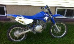 I have a 2001 yamaha ttr dirt bike forsale, great condition, well maintained, always kept indoors. Runs great, I'm asking $1400 obo Please call instead of email. 519-328-6646 This ad was posted with the Kijiji Classifieds app.