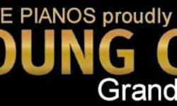 Experience YOUNG CHANG    Exprience: Performance Elegance Affordability    Visit FORTE Pianos in Mississauga   2359 Royal Windsor Drive Mississauga, ON (905)855-1030   OPEN SUNDAYS - Welcome!