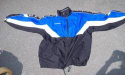 """Youth XL """"Diadora"""" spring jacket it as never been worn Willing to meet you at the corner of Holland and Scott if interested"""
