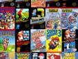 We carry videogames for all the systems. PS3, XBOX 360, WII, PSP, DS, PS2, PS1, XBOX, NES, SNES, GAMECUBE, GAMEBOY, ADVANCE, COLOR, ATARI, GENESIS, DREAMCAST, SEGA CD, SATURN & MORE..... We also carry Videogame consoles, dvd's, blu-ray's, ipod's, cell